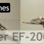 Eurofighter EF-2000 DA6 (Italeri 1/72)