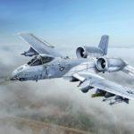 Nuevo A-10 de Italeri para octubre