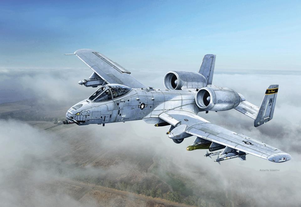 A-10 Italeri