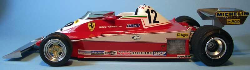 Tamiya Ferrari 312 03
