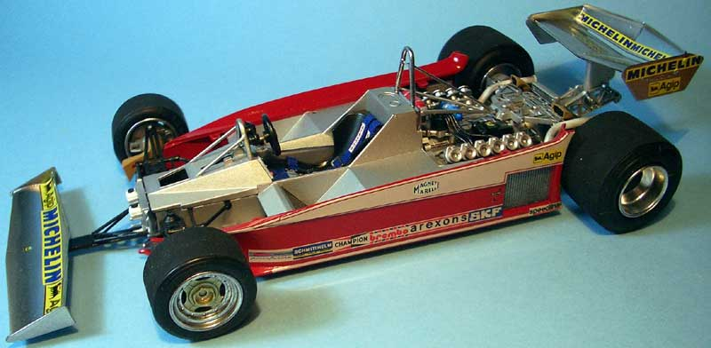 Tamiya Ferrari 312 05