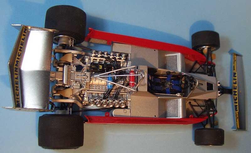 Tamiya Ferrari 312 06