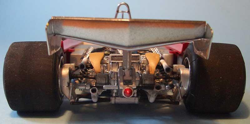 Tamiya Ferrari 312 08