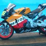 Tamiya Honda RC211V 01