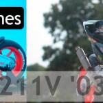 Honda RC211V '03 Valentino Rossi (Tamiya 1/12)