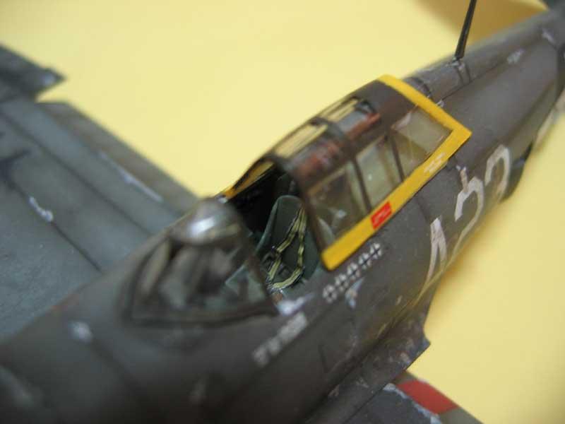 Tamiya P-47 03