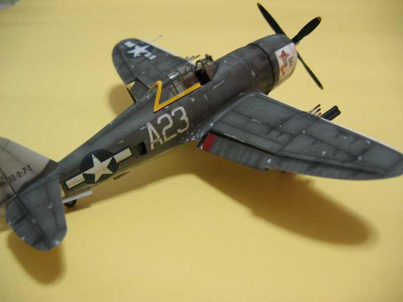 Tamiya P-47 07