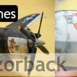 P-47D Razorback (Tamiya 1/72)