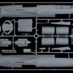 Preview del nuevo F-104 de Italeri a 1/32