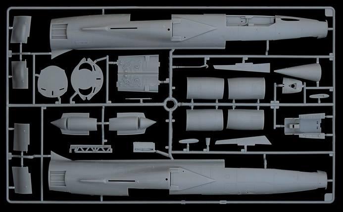 F-104 Italeri 1