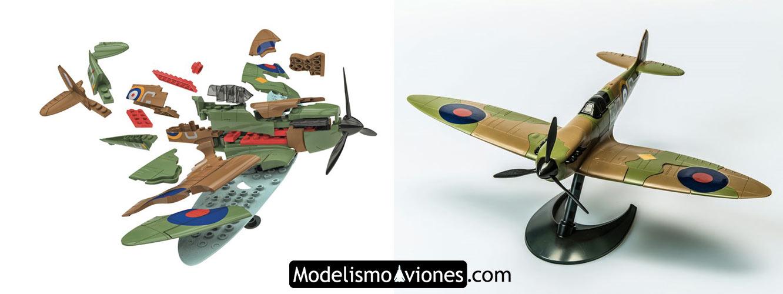 maqueta-spitfire-quick-build
