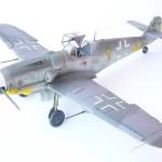 Hasegawa Bf 109 G6 01