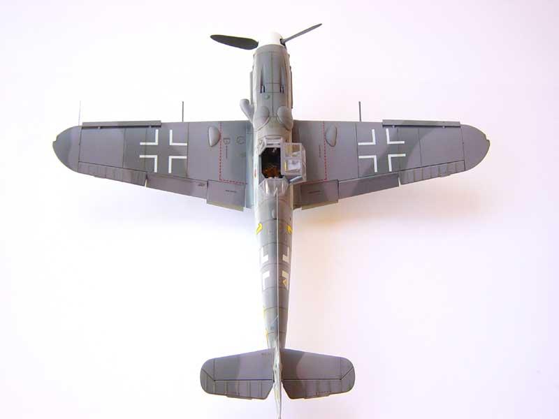 Hasegawa Bf-109 G6 06