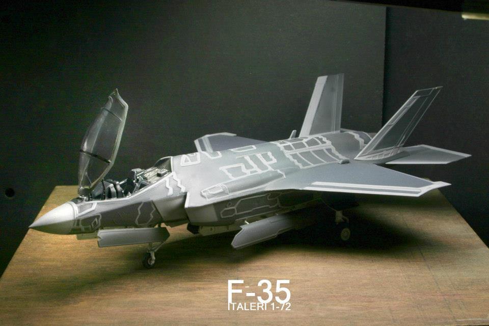 Italeri F-35 1