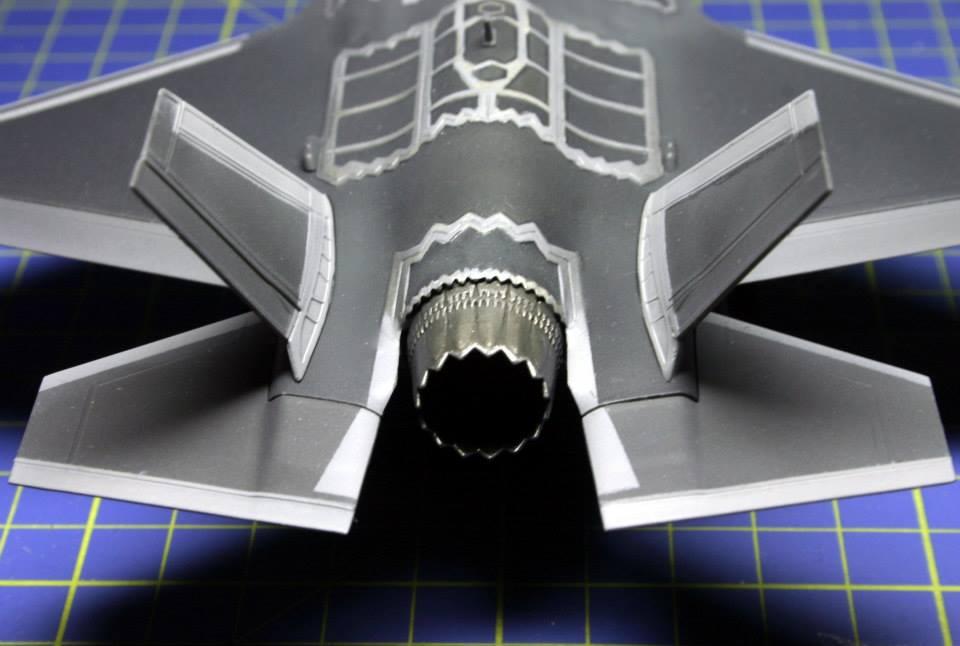 Italeri F-35 2