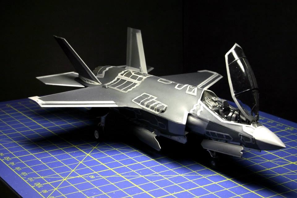 Italeri F-35 5