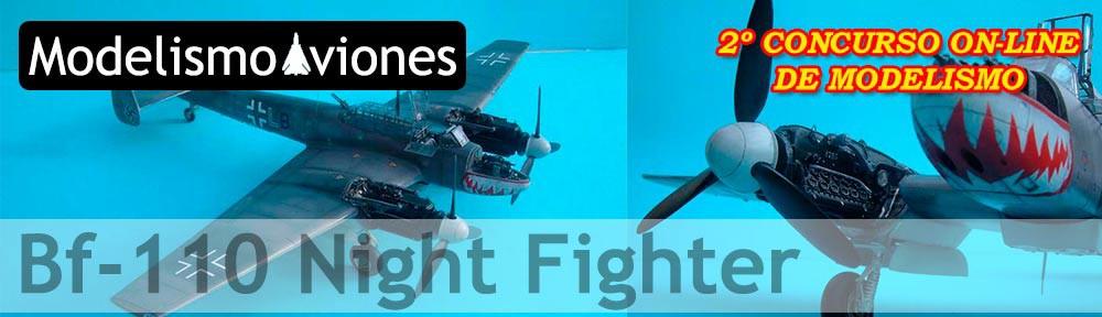 Revell Bf-110
