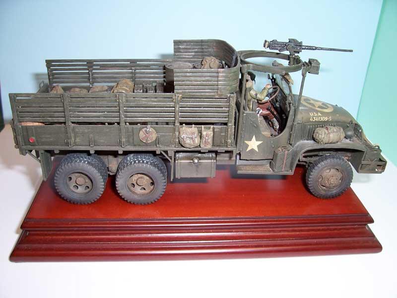 Tamiya maqueta camion 03
