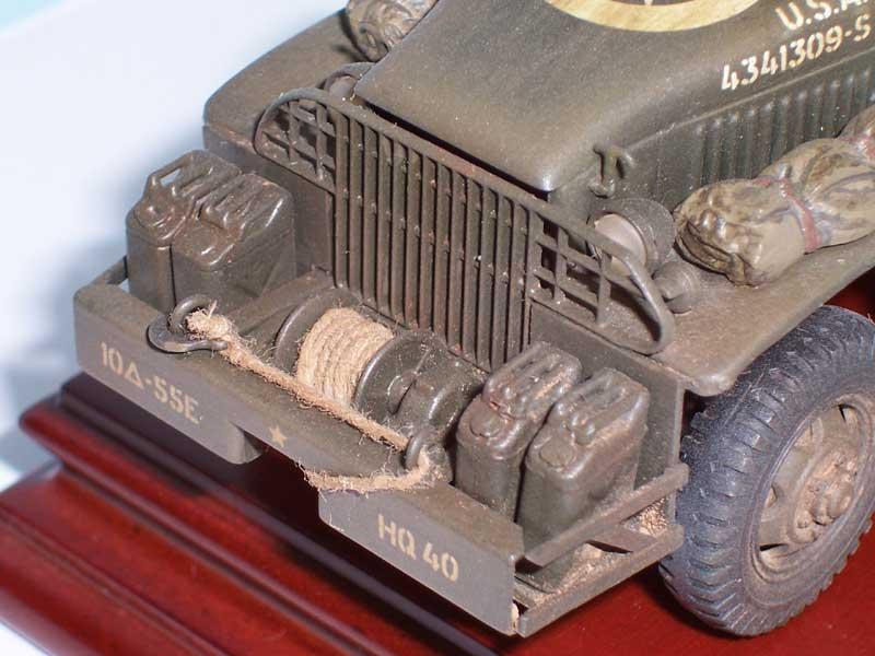 Tamiya maqueta camion 05