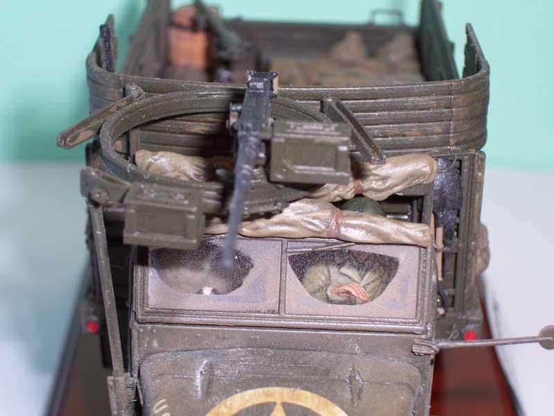 Tamiya maqueta camion 07