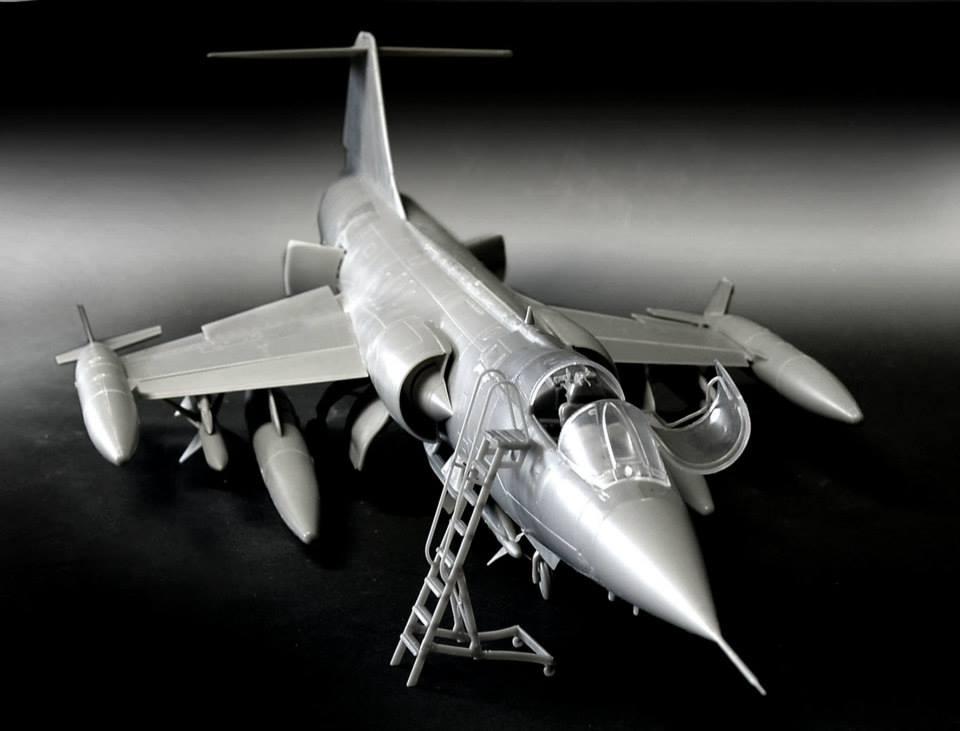 italeri f-104 1