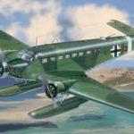 Nuevo Junkers Ju-52 de Italeri ya disponible