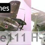 He-111 H-3 (Hasegawa 1/72)