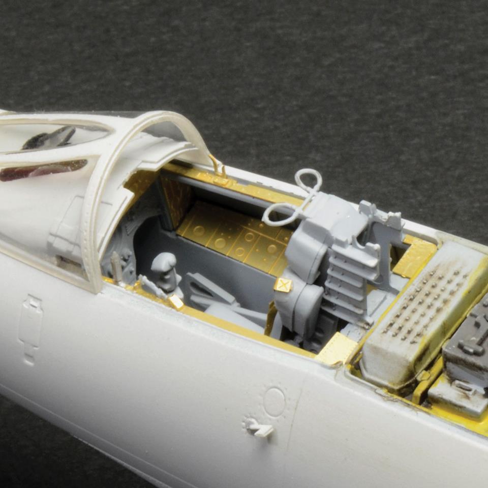 italeri f-104 1/32 02
