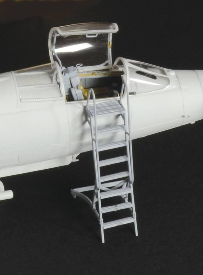 italeri f-104 1/32 04