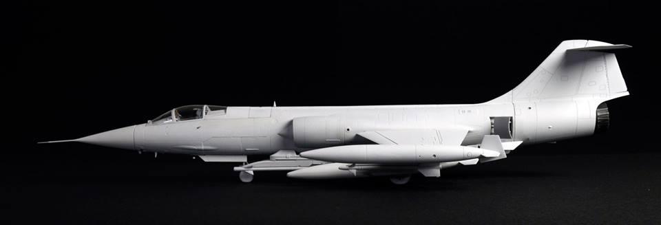 italeri f-104 1/32 05
