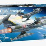 Nuevas imágenes del F-104 de Italeri a 1/32