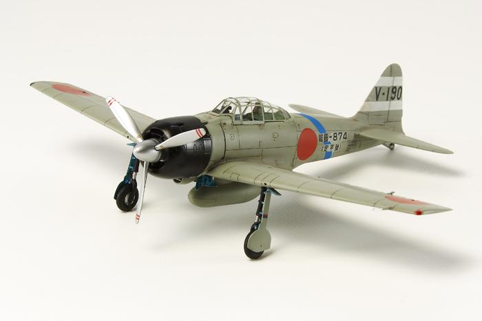 Mitsubishi A6M3 (Hamp)