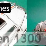 Volkswagen 1300 Beetle (Tamiya 1/24)