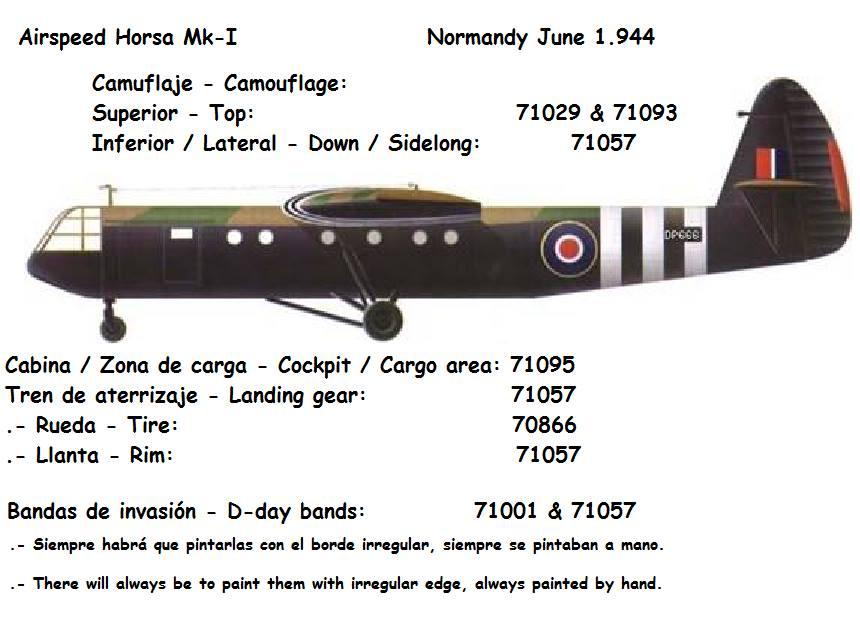 Airspeed Horsa Mk-I