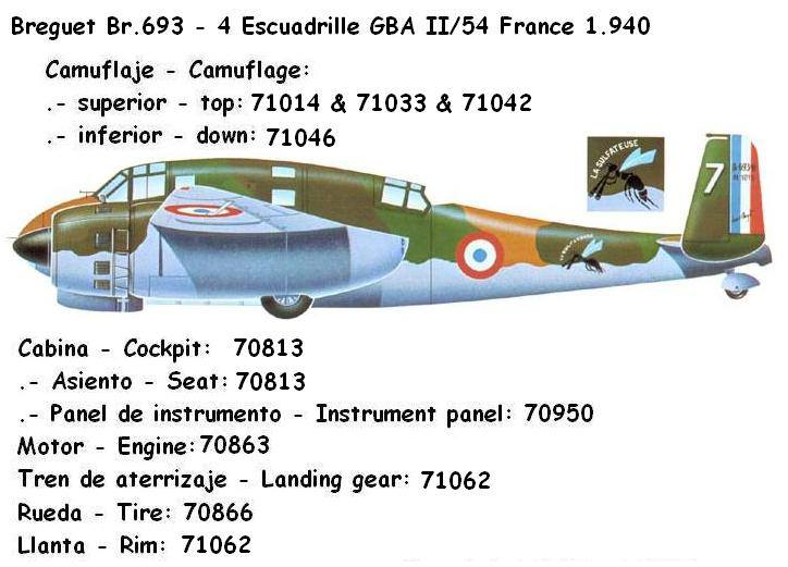 Breguet BR.693