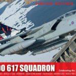 Nuevo Tornado GR4 de Airfix a 1/72