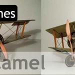 Sopwith Camel (Eduard 1/48)