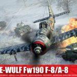 Nuevo Fw-190 de Airfix