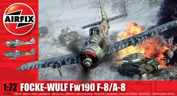 fw190 airfix