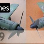 Fw-190 D-9 (Hasegawa 1/32)