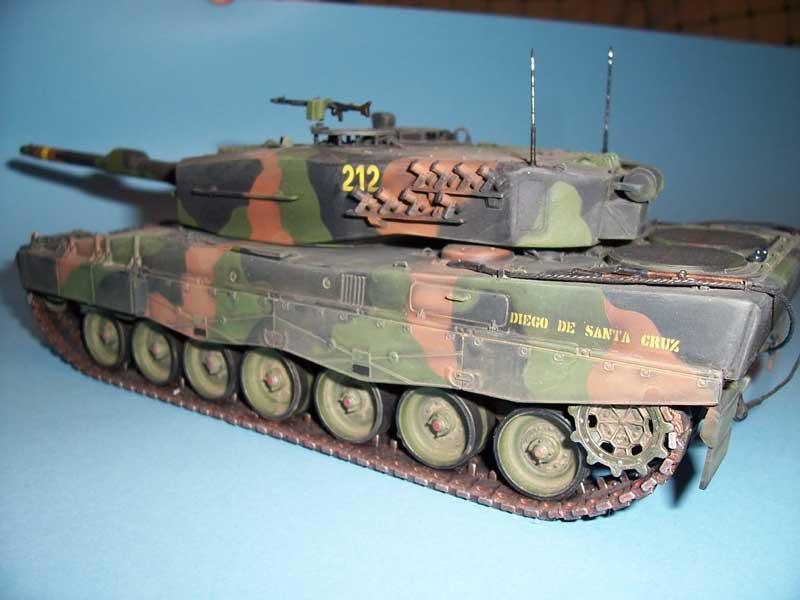 italeri leopard 2 05