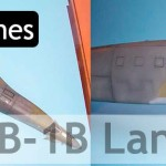 Rockwell B-1B Lancer (Monogram 1/72)