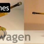 Geschutzwagen (Trumpeter 1/35)