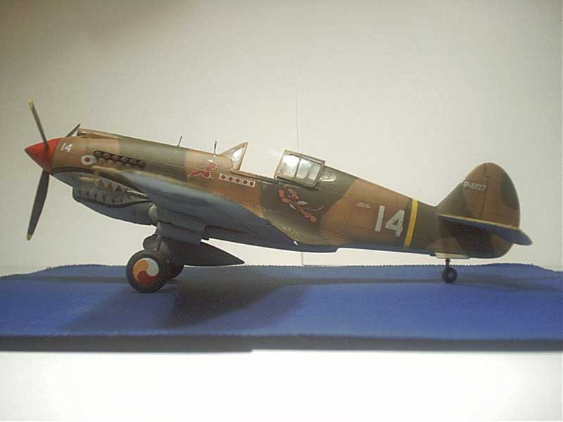 revell curtiss p40 03