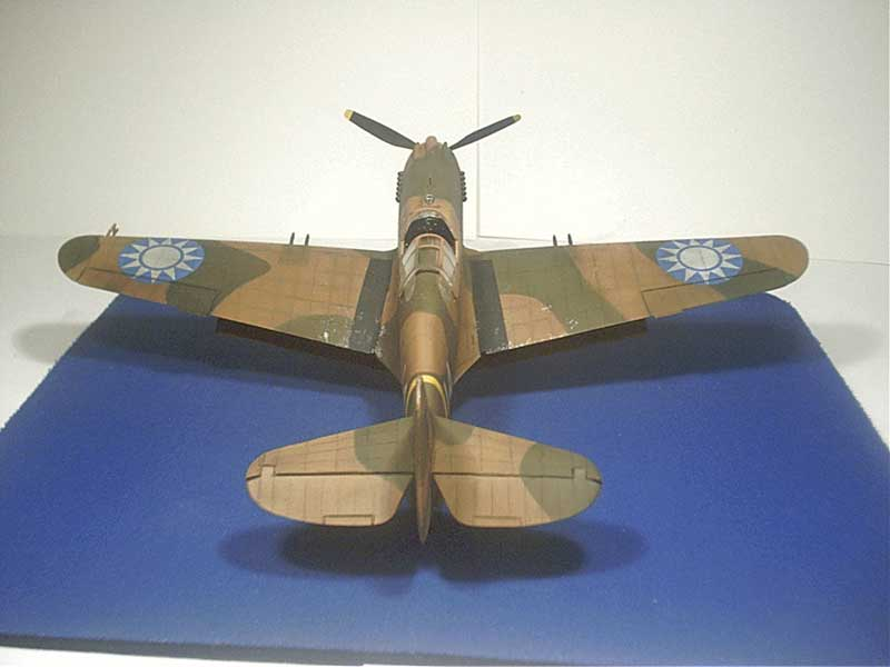 revell curtiss p40 05