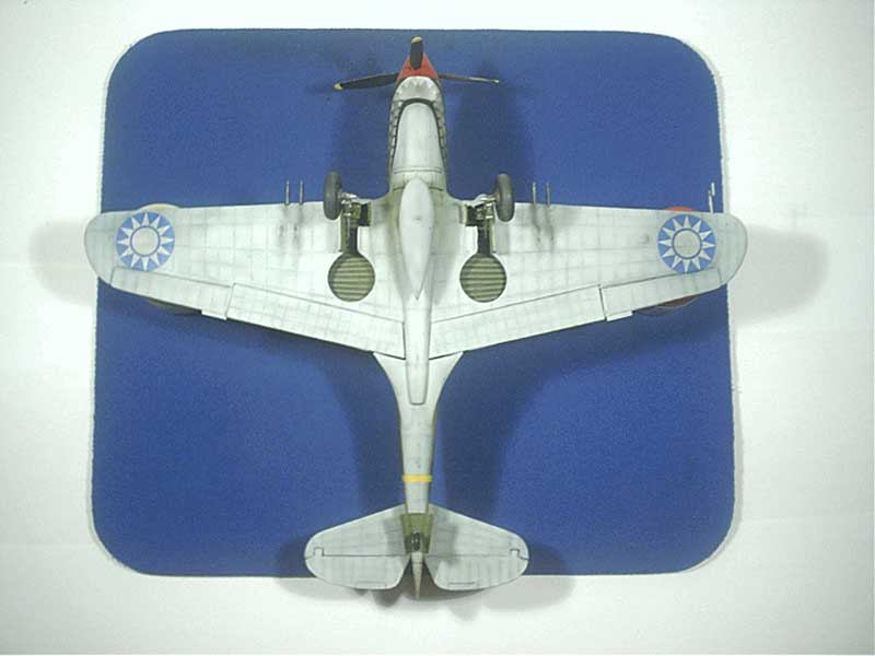 revell curtiss p40 07