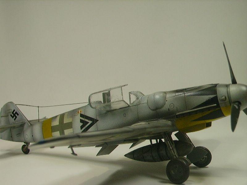 Bf-109 Hasegawa 3
