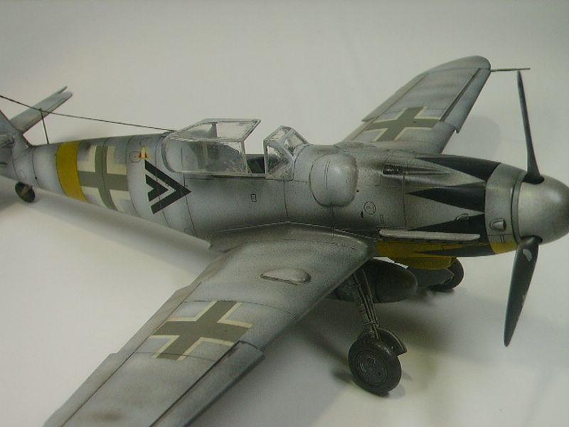 Bf-109 Hasegawa 4