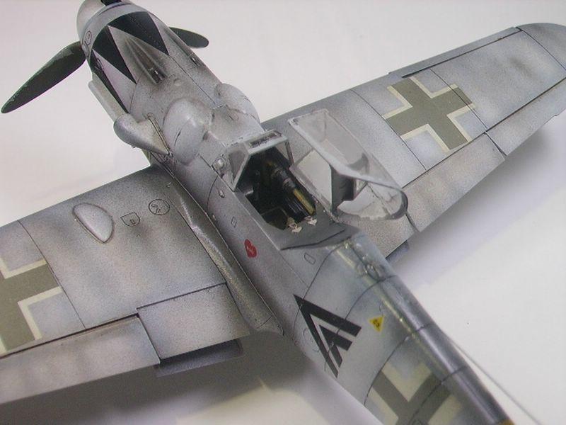 Bf-109 Hasegawa 5