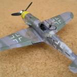 Hasegawa Bf-109 K4